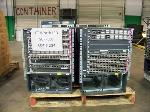 Lot: 234 - (10) SWITCH HUB, BLADES & POWER SUPPLY