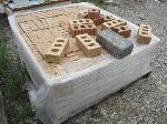 Lot: 09 - (1 Pallet) Beige Bricks