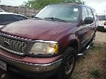 Lot: 07-634168C - 2001 FORD EXPEDITION SUV