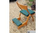 Lot: 04 - (24) Chapel Chairs