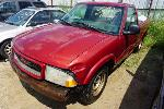 Lot: 14-55735 - 1998 GMC SONOMA PICKUP