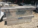 Lot: 1942 - (2) Kobalt Truck Toolboxes