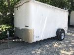 Lot: 1946 - HaulMark Box Trailer