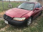 Lot: 221 - 2002 HONDA ACCORD - RUNS/MOVES