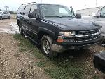 Lot: 229 - 2003 CHEVROLET SUBURBAN 1500 SUV - RUNS
