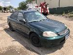 Lot: 1 - 2000 HONDA CIVIC - RUNS