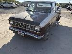 Lot: 49253 - 1986 FORD RANGER PICKUP - RUNS