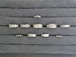Lot: 6144 - PLATINUM RING & 14K RINGS