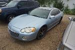 Lot: 04-134792 - 2004 Chrysler Sebring