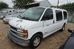 Lot: 11-134705 - 2000 Chevrolet Express Van