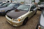Lot: 15-134585 - 2002 Hyundai Accent