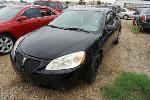 Lot: 20-134838 - 2007 Pontiac G6