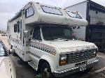 Lot: 01 - 1989 Ford Motorhome