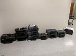 Lot: 01.NK - (13) Printers