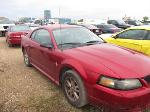 Lot: 41-305416 - 2003 FORD MUSTANG