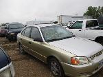 Lot: 47-359138 - 2002 HYUNDAI ACCENT GL