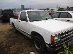 Lot: 48-143905 - 1993 CHEVROLET S10 PICKUP