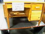 Lot: 332 - (4) TEACHER'S DESKS