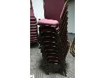 Lot: 22 - (10) Stackable Chairs