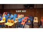 Lot: 127.WP - (20) Student Chairs