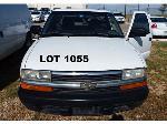 Lot: 1055.VV - 1999 CHEVY S10 TRUCK