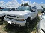 Lot: 0917- 07 - 2003 CHEVROLET TAHOE SUV