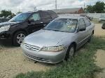 Lot: 0917- 29 - 2002 HONDA ACCORD