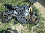 Lot: 0917- 31 - 2004 KAWASAKI MOTORCYCLE