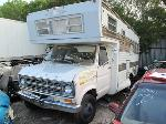 Lot: 827 - 1976 VANGUARD MOTORHOME