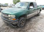 Lot: 829 - 1999 CHEVROLET SILVERADO PICKUP