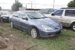 Lot: 001 - 2007 HONDA ACCORD - STARTED