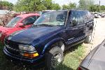 Lot: 011 - 2002 CHEVROLET BLAZER SUV