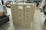 Lot: 38 - (6) File Cabinets