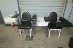Lot: 41 - (2) Medical Chairs