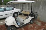 Lot: 85 - 2003 EZ GO Golf Cart