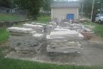 Lot: 97 - Lot of Bricks & Corner Stones