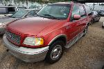 Lot: 13-56237 - 2001 FORD EXPEDITION SUV