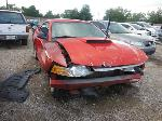 Lot: 09-634728C - 2002 FORD MUSTANG