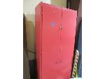 Lot: 9 - Wooden Locker Cabinet
