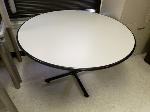 Lot: 13.BEA - (2) ROUND TABLES