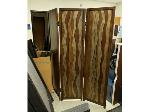 Lot: 22&23.BEA - DRESS SCREEN, THEATER SET, PARTITIONS  & (27) VINYL OFFICE CHAIRS