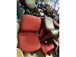 Lot: 24.BEA - (18) FABRIC OFFICE CHAIRS