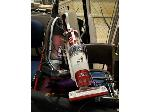 Lot: 35&36.SPE - ELECTRICAL ITEMS, (15) PARTITIONS & (3) VACUUMS