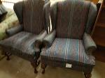 Lot: 45.SPE - (2) CHAIRS &(2) TABLES