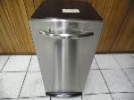 Lot: A7396 - Working GE Profile Stainless Trash Compactor