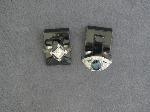 Lot: 6181 - PLATINUM RING & 18K RING