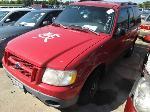 Lot: 1801164 - 2001 FORD EXPLORER SUV