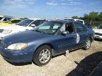 Lot: 15-273741 - 2001 FORD TAURUS SE