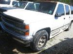 Lot: 1012 - 1994 CHEVROLET SUBURBAN SUV
