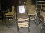 Lot: 01 - (APPROX. 66) CHAIRS